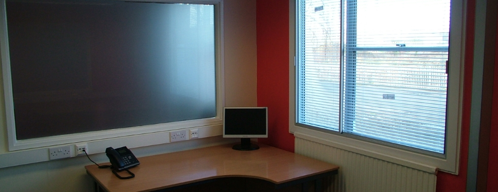ALL INCLUSIVE – use of desks and other office furniture is included in selected offices