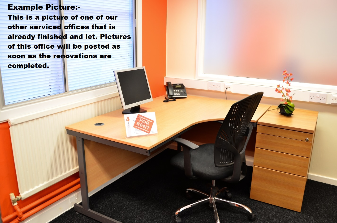 Excalibur Serviced Offices Office 7Office 7