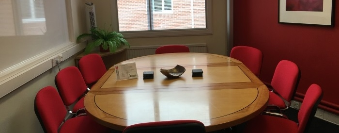 ALL INCLUSIVE – use of our meeting room
